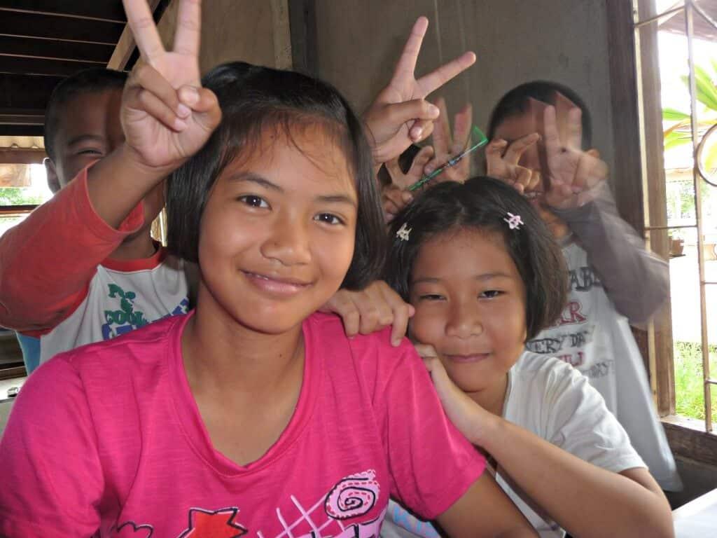 Volunteering in Thailand