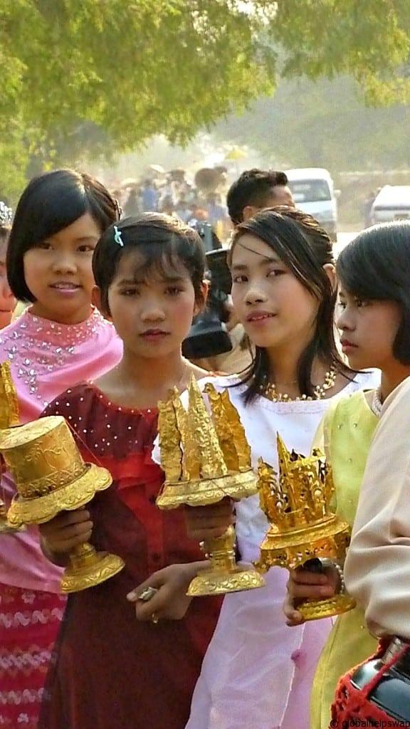 Faces of Burma