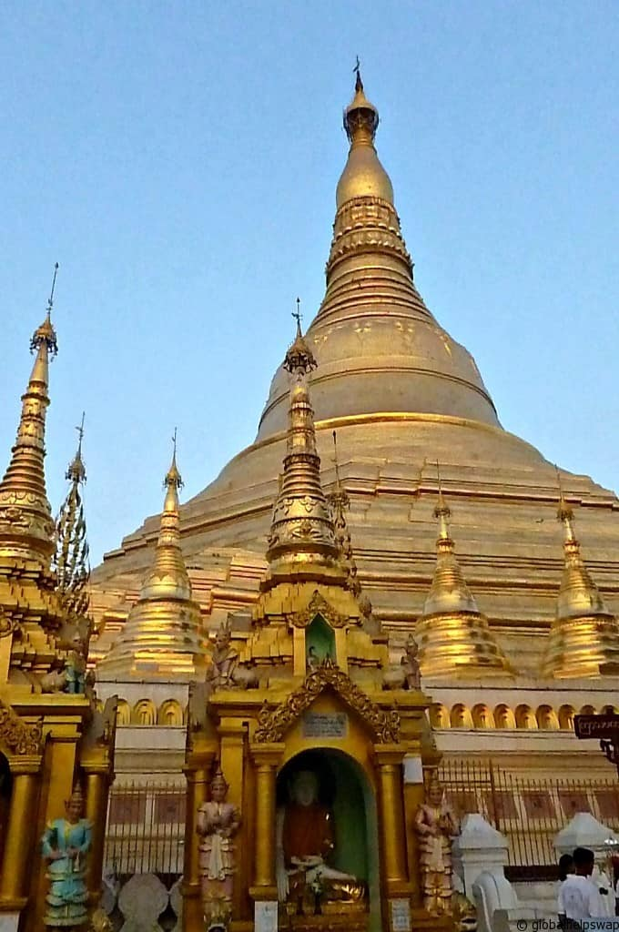 a guide to Yangon