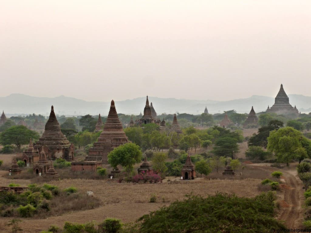 Places of Burma