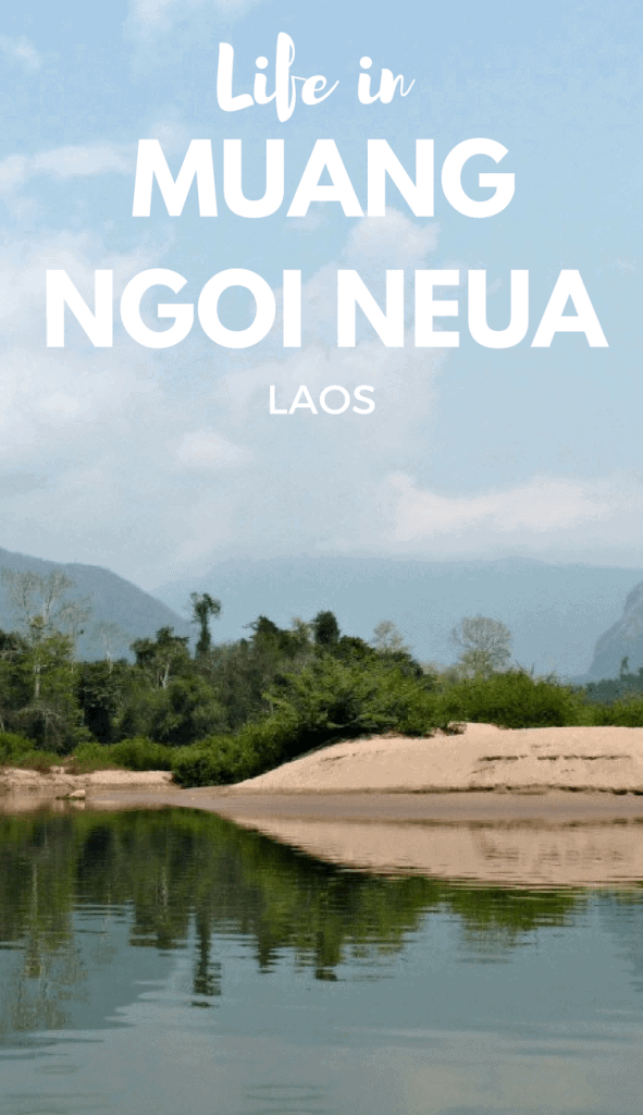 Life in Muang Ngoi Neua, Laos. Check out our photo blog on daily life in this Northern Laos Village. From temples to local children we tried to take a snapshot of life here.