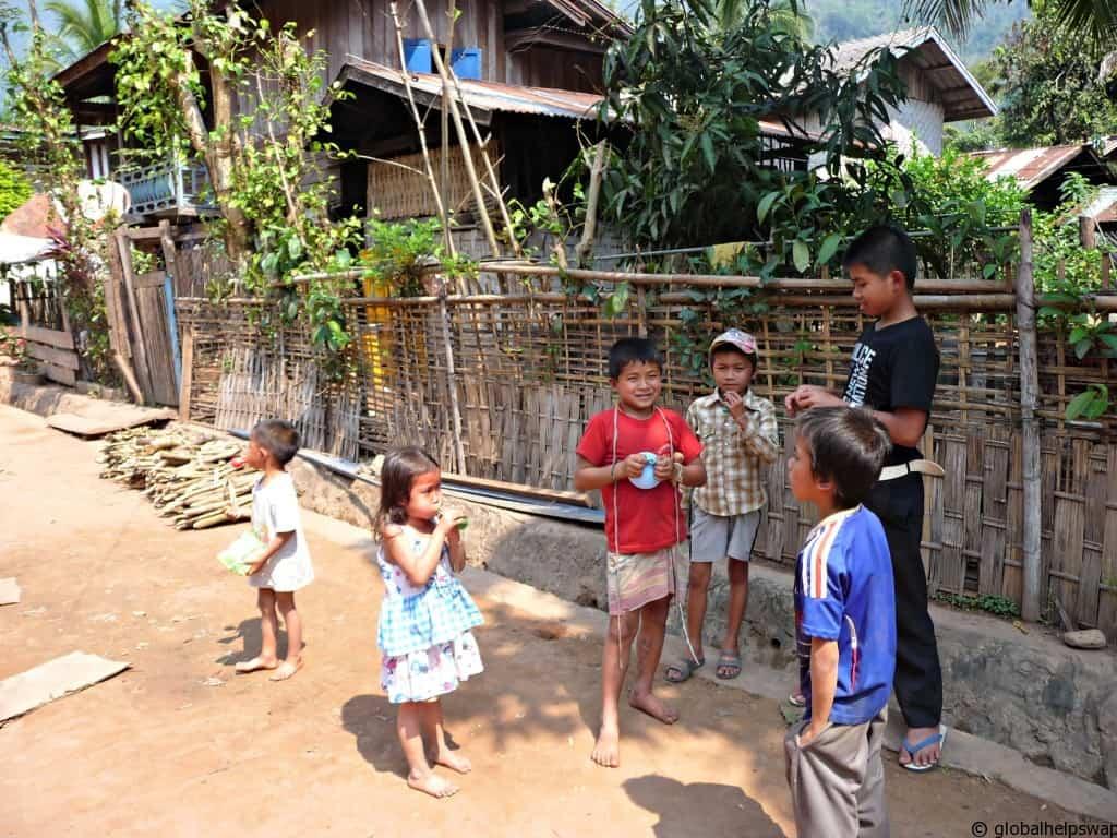 Life in Muang Ngoi Neua, Laos