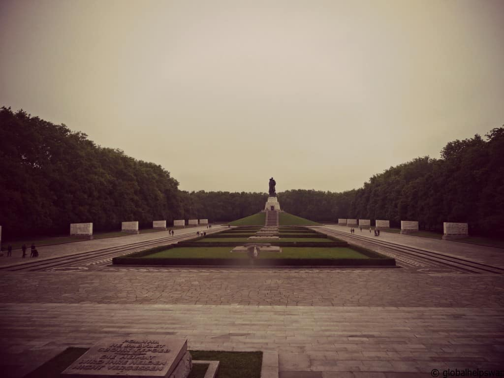 Photos of Berlin Treptower Park
