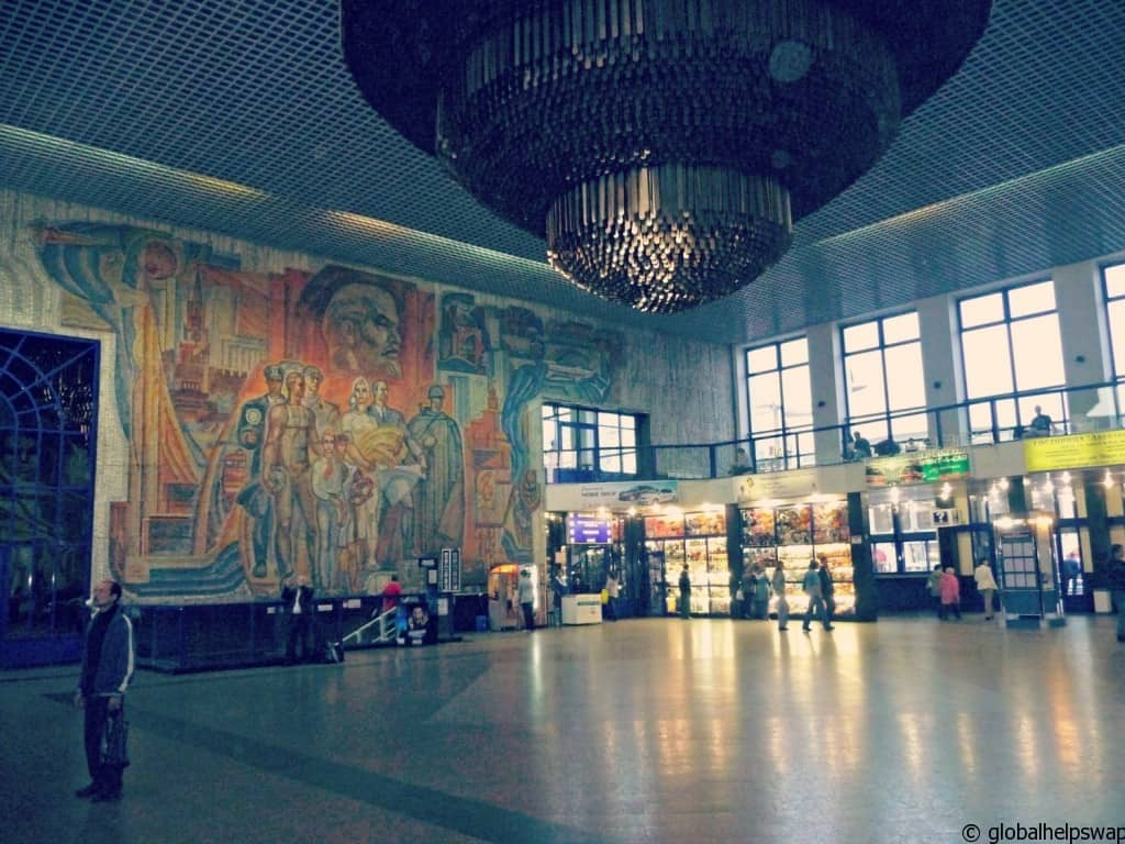 Top 5 tips for riding the Trans Siberian Railway
