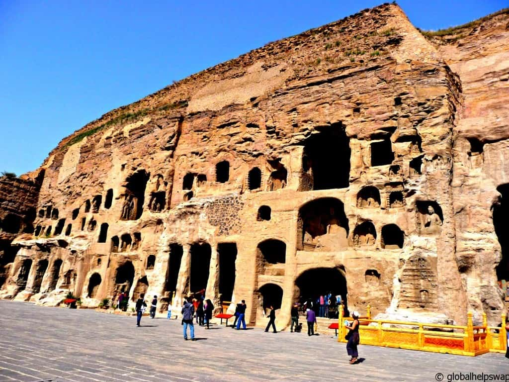Day trippin in Datong