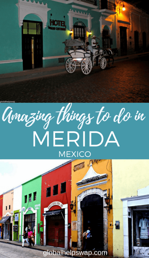 Things to do in Merida, Mexico. From where to eat and stay in Merida to buying hammocks we try to cover everything we did in this cool Mexican city.
