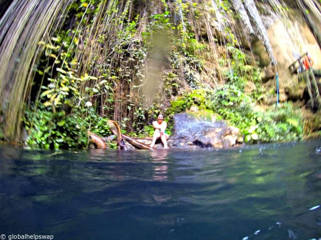 globalhelpswap at the Cenotes