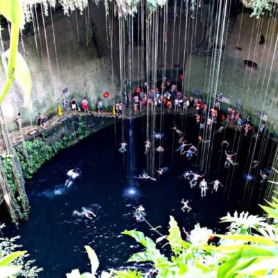 globalhelpswap at the Cenotes