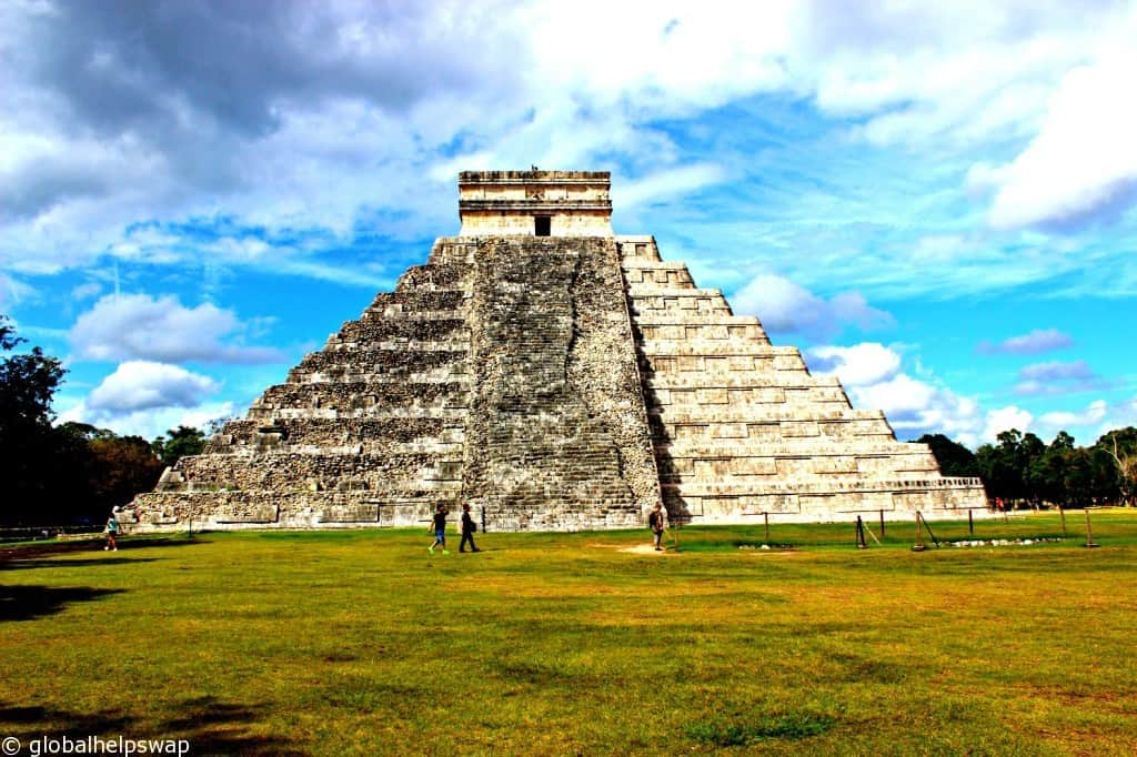 The wonder of Chichen Itza