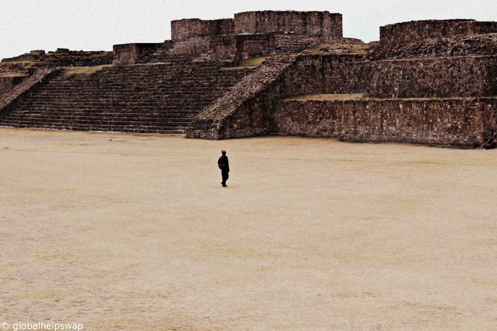 Photos of Monte Alban, Oaxaca