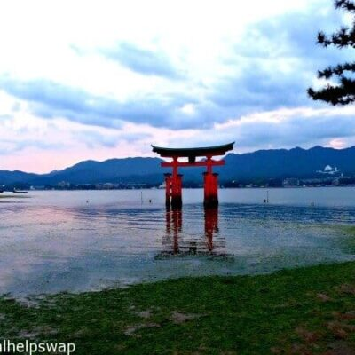 Peace in Hiroshima