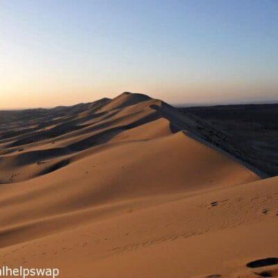 Gobi Desert Vlog