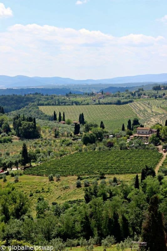 Images of Tuscany