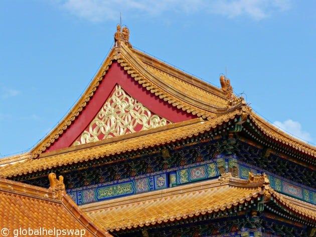 Tea in Beijing