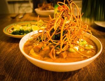 global recipe swap: Khao Soi recipe