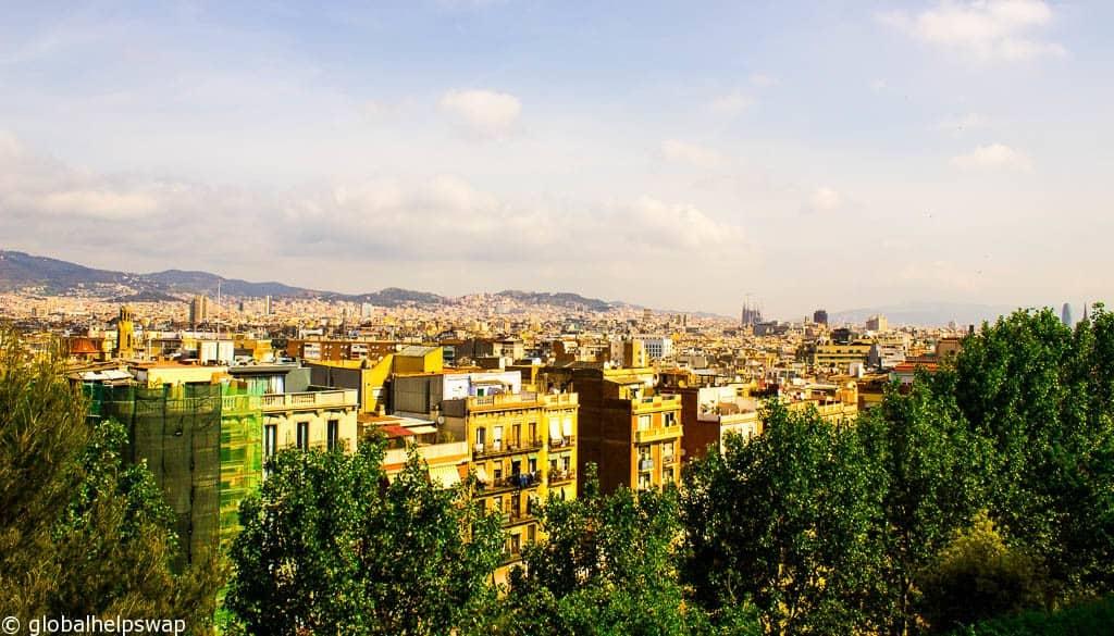 Barcelona Sightseeing