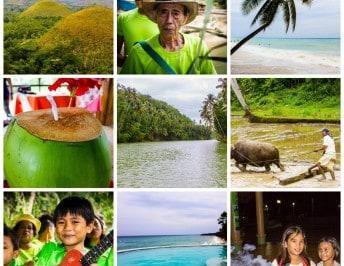 Visiting Bohol Island, The Philippines