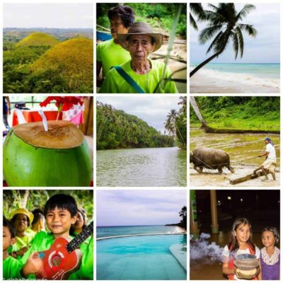 Bohol Island, The Philippines