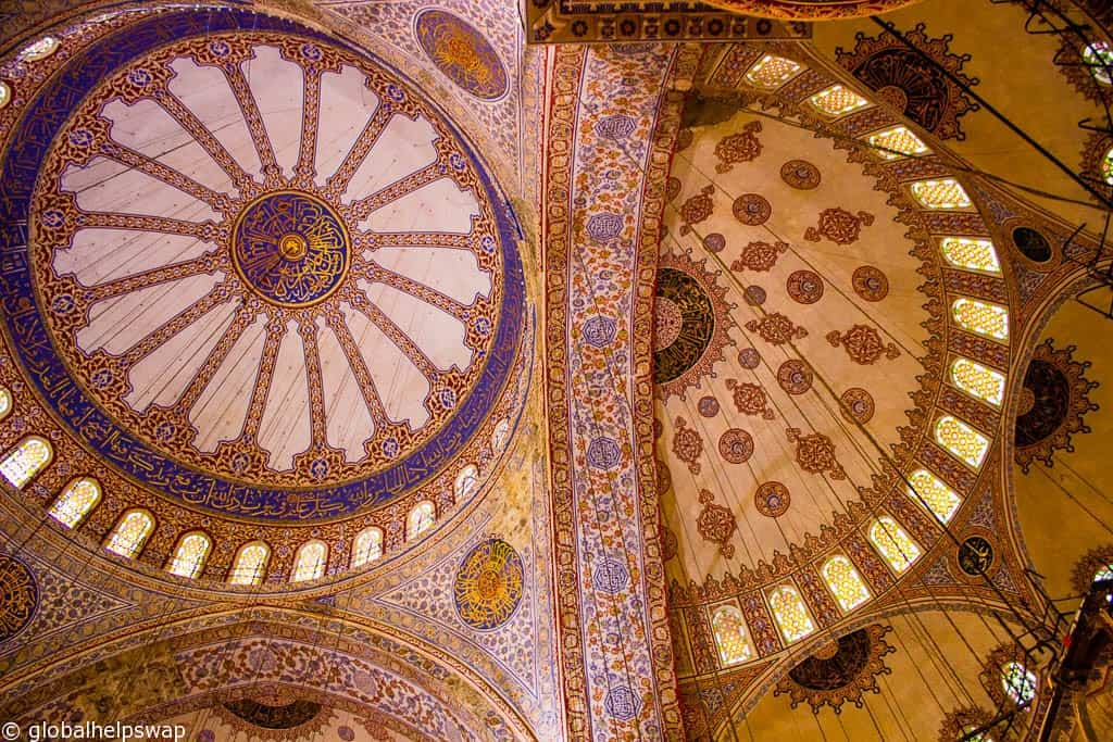Places to visit in Istanbul