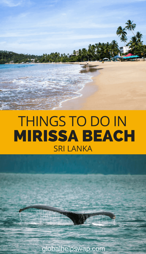 Are you heading to Mirissa, Sri Lanka? Then read our post on what to do in Mirissa Beach. From sunsets to surfing this paradise is a must visit in Sri Lanka.