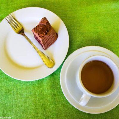 Visiting a tea plantation in Sri Lanka