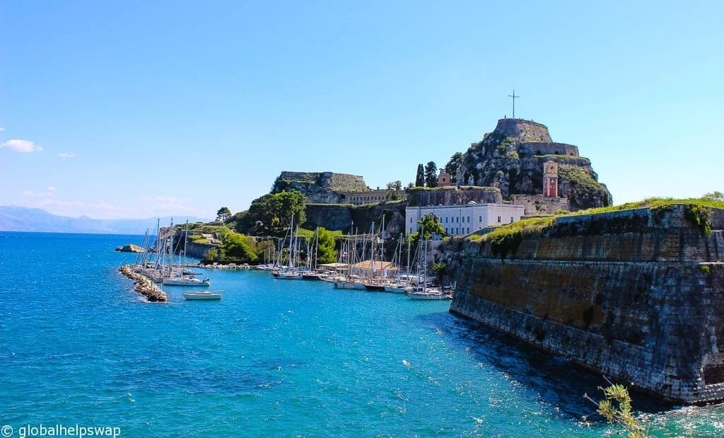 The Lens: A day in Corfu Town