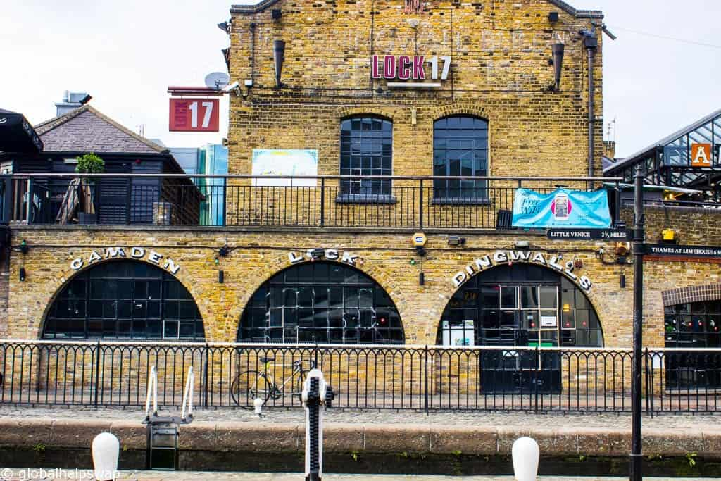 Discovering the music legends of Camden Town