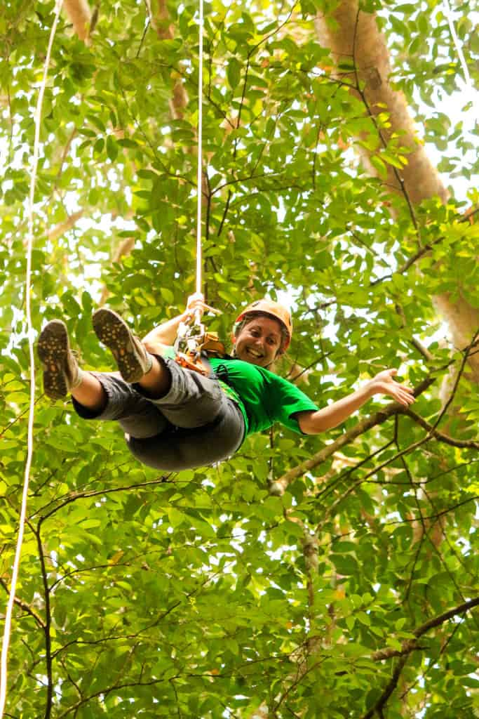 My Chiang Mai Zipline Tour, an unmissable adventure in Thailand