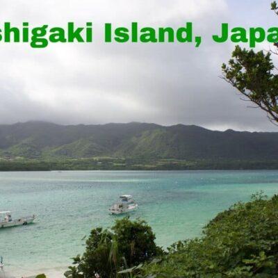 Ishigaki Island, Okinawa, Japan
