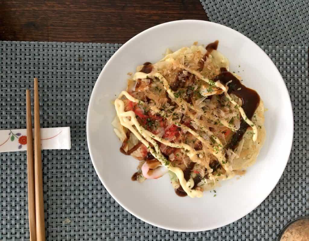 Japanese Pancake Recipes: Okonomiyaki Recipe (Japanese Pancakes)