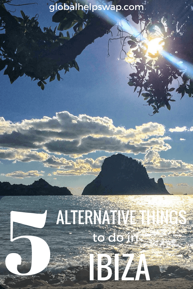Quiet Ibiza 5 alternative things to do