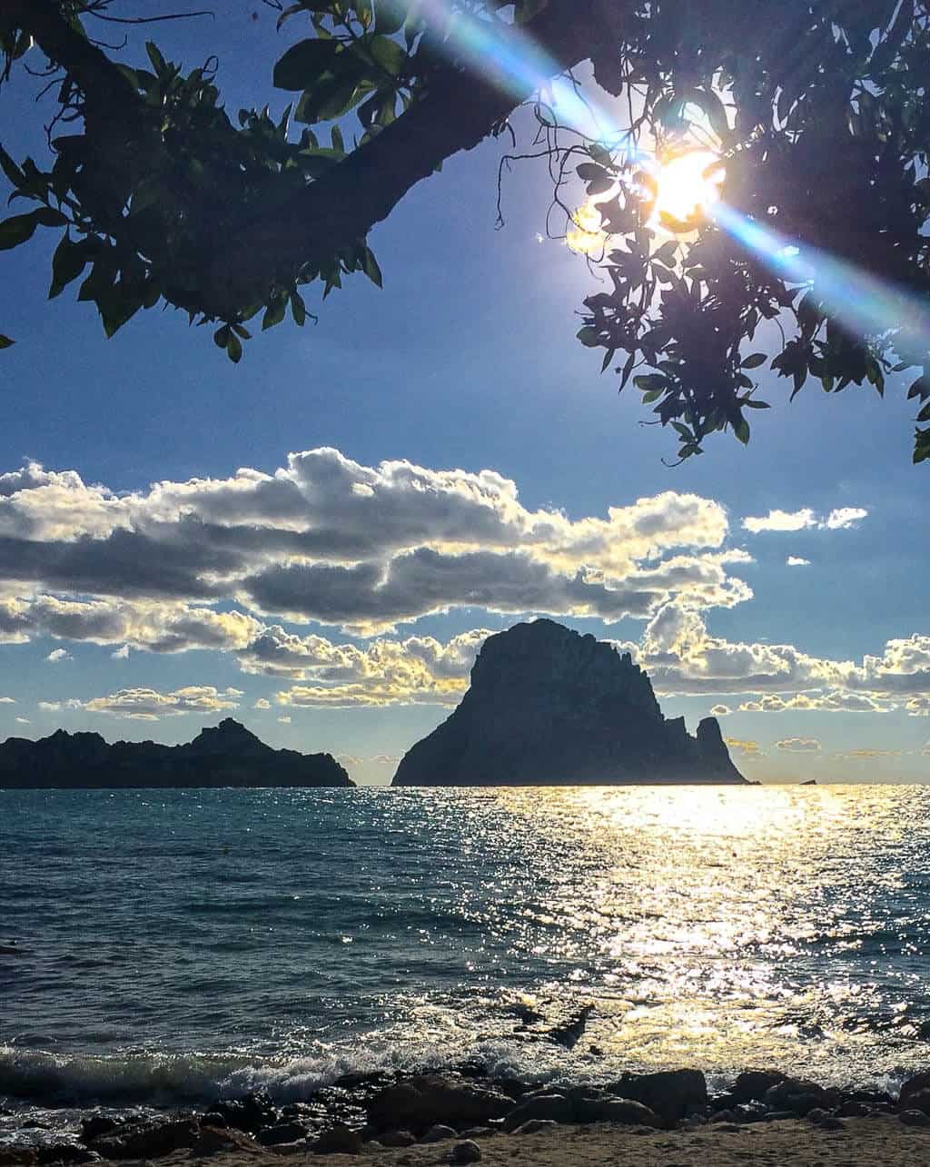 Quiet Side of Ibiza