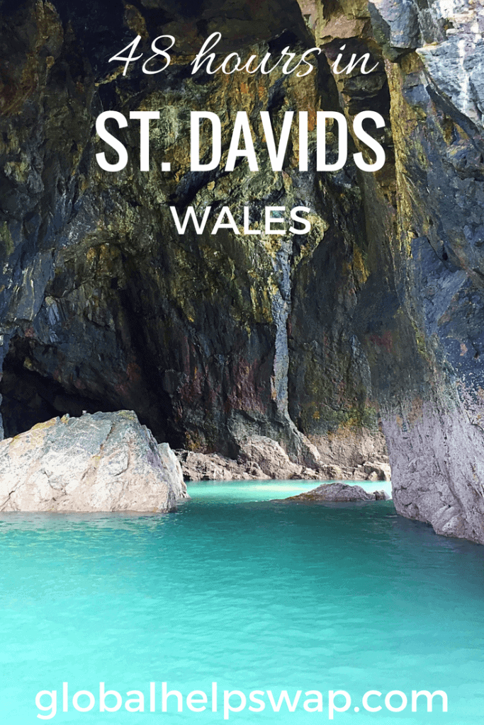 A 48 hour guide to St Davids, Pembrokeshire, Wales