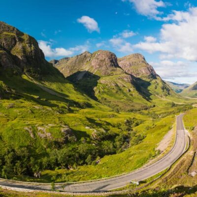 7 of the Best Hikes in Scotland