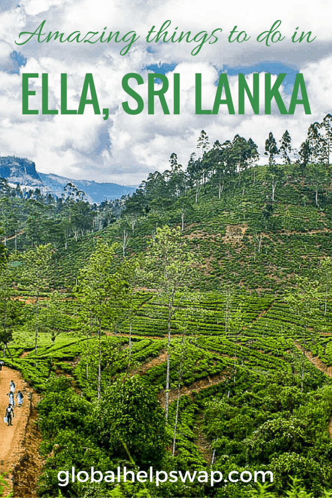 Things to do in Ella, Sri Lanka
