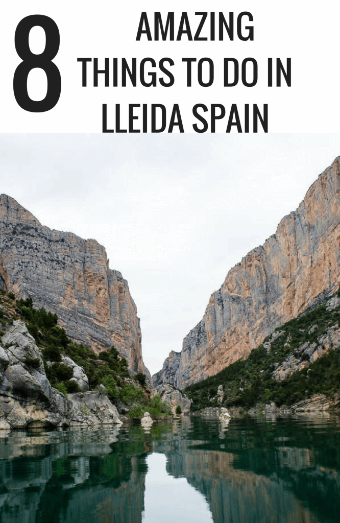 Things to do in Lleida Spain