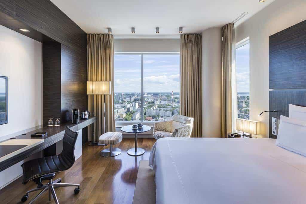 Swiss Hotel in Tallinn