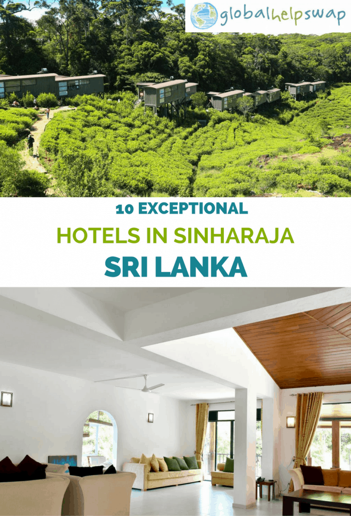10 Exceptional Hotels in Sinharaja, Sri Lanka. Check out our favourite hotels in Sinharaja Forest Reserve.