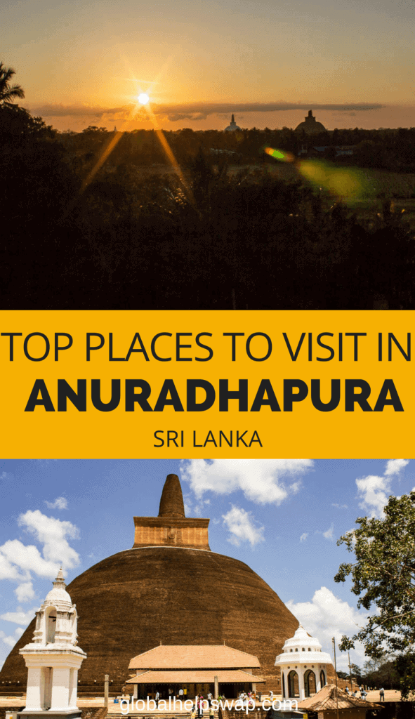 Check out the best places to visit in Anuradhapura. From ancient temples to statues of buddha, this ancient capital is a must see for culture and history lovers.