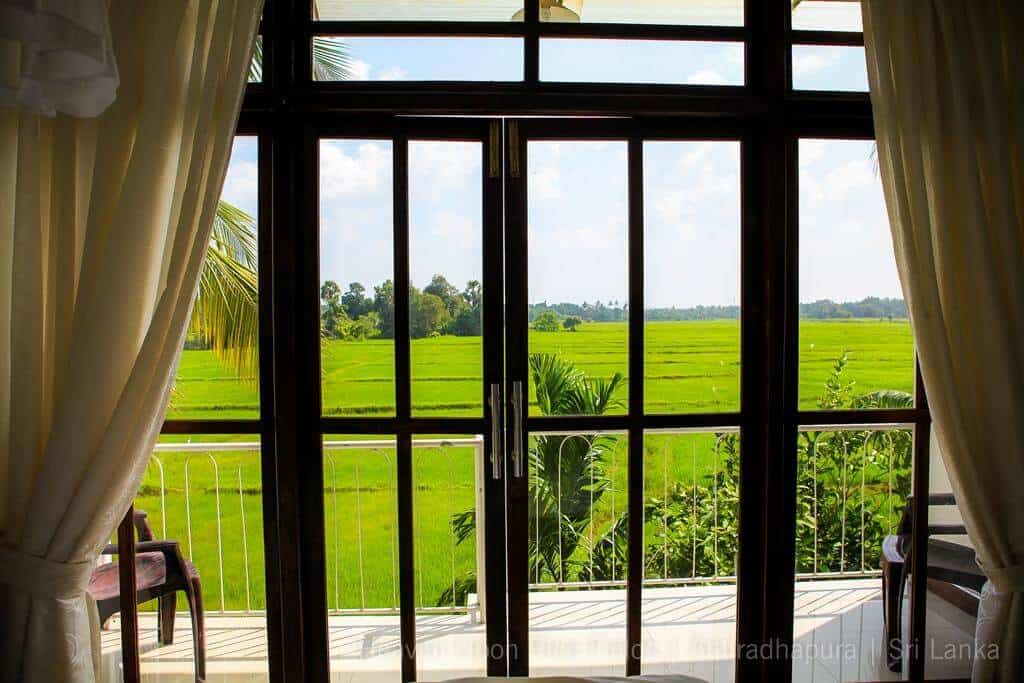 Heaven Upon Rice Fields Hotel