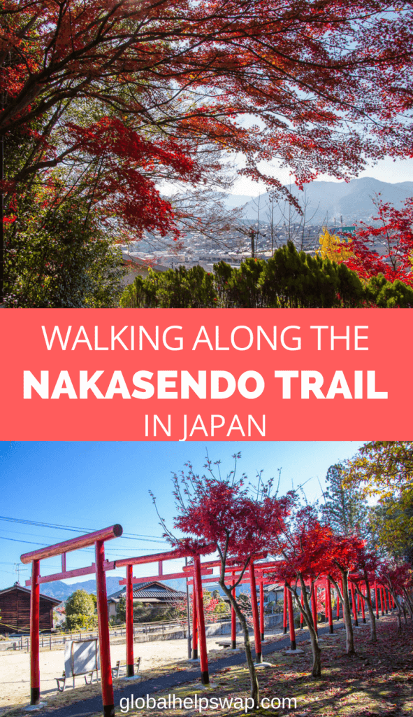 Walk along the Nakasendo Trail just like ancient Samurai. This trail went from Kyoto to Tokyo so bring a map!