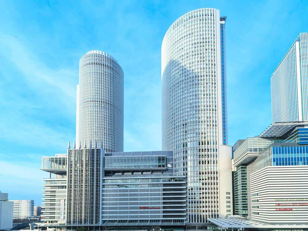 The Nagoya Marriott Hotel