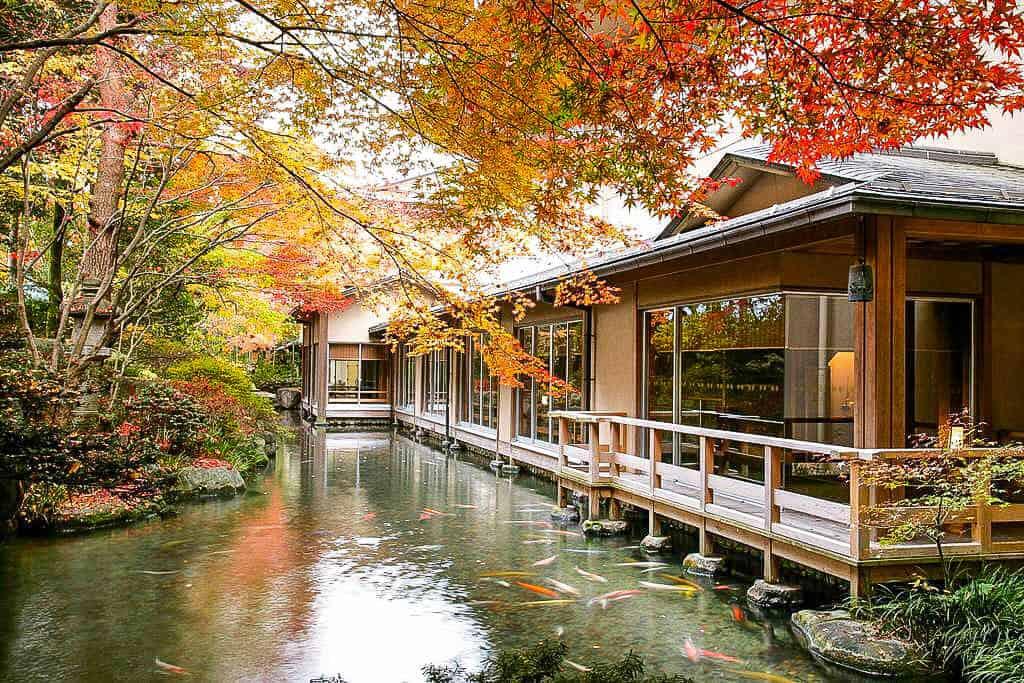 The Gardens of Hotel Suimeikan