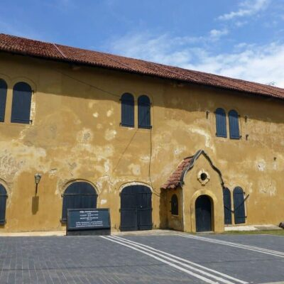 A Visit To The National Maritime Museum Galle, Sri Lanka