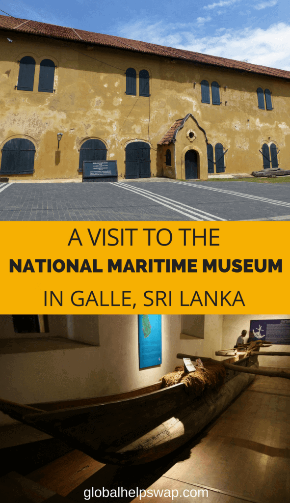 National Maritime Museum Galle, Sri Lanka