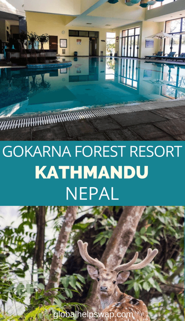 Gokarna Forest Resort is in the heart of Gokarna Forest. It is a sanctuary away from the hustle and bustle of downtown Kathmandu. We spent 3 relaxing days there observing the wildlife and walking around the forest. We highly recommend you book a stay!