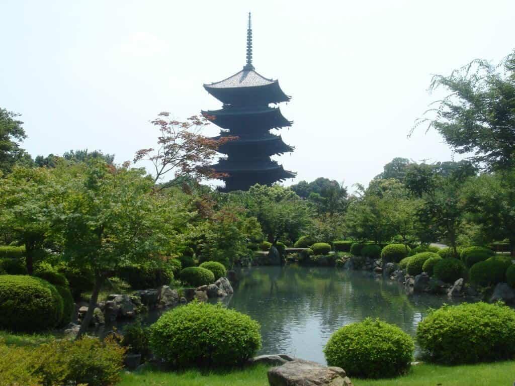 To-Ji Pagoda Kyoto