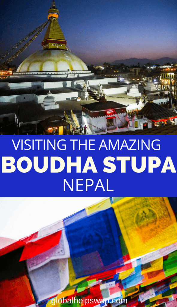 When you visit Kathmandu in Nepal then you must visit the UNESCO World Heritage site of Boudha Stupa. Here you will be Tibetan Buddhism in action. From people saying their mantras to prayer flags, butter lamps and prayer wheels. It's a must visit.