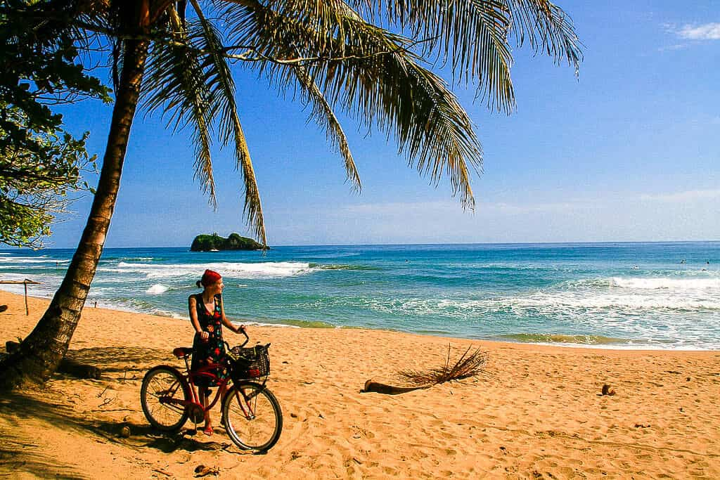 Playa Cocles, Costa Rica