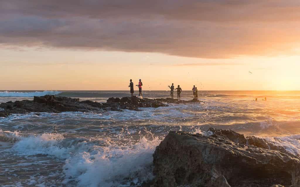 Santa Teresa Beaches Costa Rica